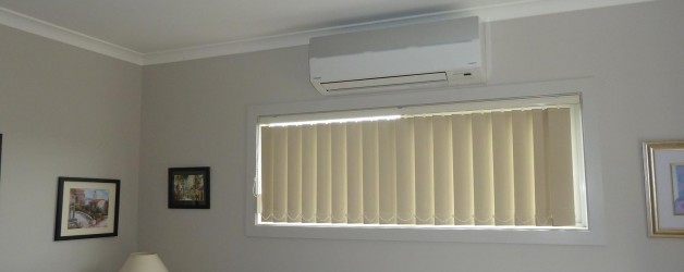 An affordable and effective way of heating rooms at opposite ends of the house